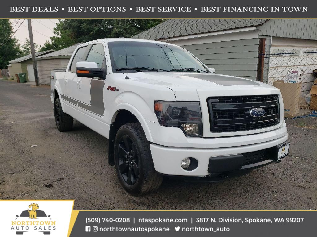 2013 Ford F-150 FX4 – 97010