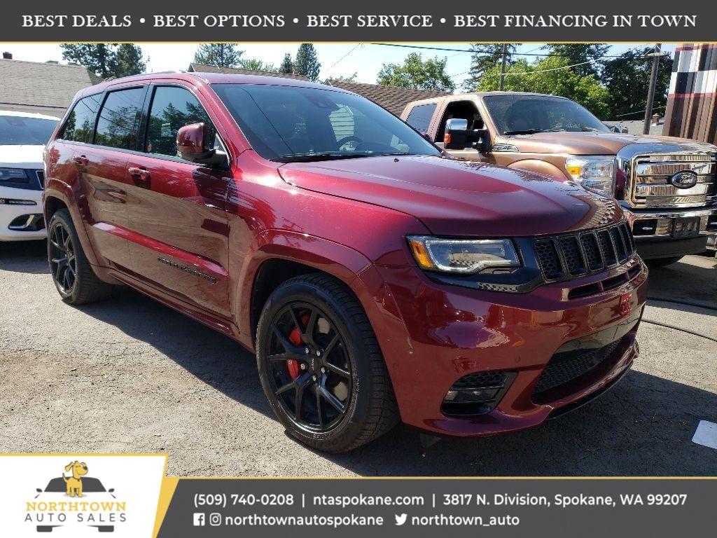 2018 Jeep Grand Cherokee SRT-8 – 97020